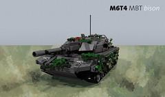 M6T4 (koutse) Tags: tank lego military legotank legomilitary modernmilitary