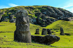 _MG_2090 (Paolo_Riquelme_Quiroz) Tags: moai rano tau isla de pascua easter island chile