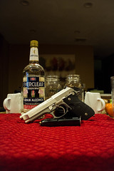 ATF (huntervq8) Tags: 70d maine gun 9mm everclear atf alcohol pistol firearm