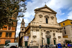 "Santa Maria in Traspontina • <a style=""font-size:0.8em;"" href=""http://www.flickr.com/photos/89679026@N00/33258874065/"" target=""_blank"">View on Flickr</a>"