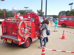 Suzuki Carry Fire Car (SDA007) Tags: なにわ naniwa