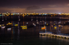 Coquimbo nights (Imagen Selecta) Tags: coquimbo night noche nocturna lights colors luces colores mar