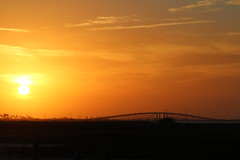 Everyday comes to an end. (CSOLBERG97) Tags: padreisland sunset jfkcauseway