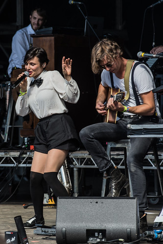 Caravan Palace at Bestival 2016