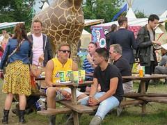 From the Inside - Out (Laura Zaky Photography) Tags: people music festival fun happy mud glastonbury atmosphere somerset everyone glastonburyfestival muddy northsomerset pyramidstage pilton festivalgoers 29614 nrbath laurazaky glastonbury14