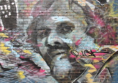 Newtown (June 2014) (janie.d (urban burbler)) Tags: streetart art wall paper photography paint paste urbanart walls bomb newtown innerwest