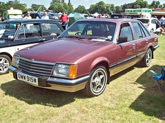 678 Vauxhall Royale (1980) (robertknight16) Tags: german british 1980s vauxhall worldcars