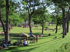 IMG_2809 Ludington Park - July 4th (jgagnon63@yahoo.com) Tags: park crowd july4th 4thofjuly independenceday citypark escanaba ludingtonpark canong12