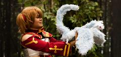 IMG_5303 (moshitea) Tags: cosplay sao pina animeexpo  silica akaru   swordartonline