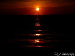 Sun Rise Snap (Absolutely_Smashing) Tags: sun beach sunrise rise hs sx40 rohuboth