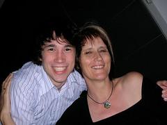 Marcus and Mum