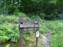 Zaleski Backpack Trail (tlucal) Tags: nature hiking trail stateforest zaleski