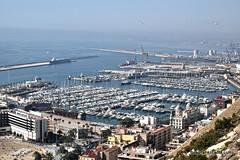 Spagna, Alicante (Luciano ROMEO) Tags: panorama barche alicante porto veli spagna scafi