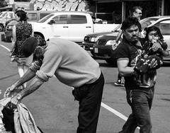 alemany flea market (jennaschlosbon) Tags: sanfrancisco blackandwhite bw streetphotography bayarea