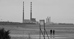 Black or White Dublin (glimmering.eu) Tags: city sea dublin irishsea blackorwhite