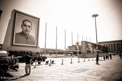 Chiang Kai Shek (Benjamin Mockett) Tags: china beijing tiananmensquare peoplesrepublicofchina chiangkaishektiananmensquare