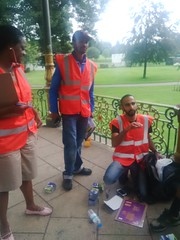 Community Monitors - Discussion at Simmer Down 2014
