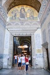 _DSC4571.jpg (@checovenier) Tags: istanbul veronica turismo istambul giacomo turchia veri agyasofia giaco cattedraledisantasofia intratours voyageprivée