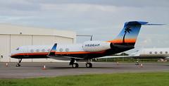 Arrow Plane LC. G550 N528AP (birrlad) Tags: plane airplane airport ramp aircraft aviation airplanes hangar apron shannon arrow lc aerospace gulfstream snn g550 westair n528ap