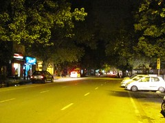 Panchkuyia Marg (hi_nilabh) Tags: road india cityscape place metro market delhi roads metropolitan newdelhi dlf connaught karolbagh gaffar