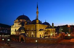 Çapanoğlu Camii (Sinan Doğan) Tags: cami mosque osmanlıdönemi çapanoğlucamii gece night mavisaat yozgat yozgatmerkez nikon türkiye turkey yozgatfotoğrafları yozgatgezilecekyerler yozgatgezi yozgatgörülmesigerekenyerler yozgattravel yozgathakkındaherşey