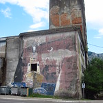 "Painted Abandoned Building <a style=""margin-left:10px; font-size:0.8em;"" href=""http://www.flickr.com/photos/14315427@N00/14840172262/"" target=""_blank"">@flickr</a>"