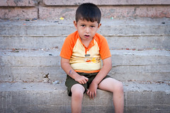 Weary young Palestinian boy sitting on steps in Gaza (damonlynch) Tags: boy people male dusty youth person sitting quiet child masculine palestine innocent middleeast dirty human tired sit lad bleak juvenile humanbeing youngman humans gaza weary weak middleeastern humanbeings palestinian gazacity 412yearsold palestinianauthority occupiedpalestinianterritory palestinianterritoriesoccupied