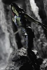 Gamora (Toy Photography Addict) Tags: toys actionfigures marvellegends marvel diorama hasbro marveltoys toyphotography gamora guardiansofthegalaxy toydiorama hasbrotoys clarkent78 jeffquillope toyphotographyaddict marveldiorama