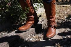BOOTS N SPURS (AZ CHAPS) Tags: ranch spurs cowboy boots wranglers