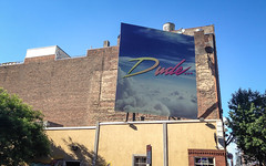 """Dude"" Billboard in Retro Font - New York City (ChrisGoldNY) Tags: city nyc newyorkcity travel urban newyork mystery poster forsale manhattan dude billboard viajes posters font albumcover gothamist bookcover bookcovers hellskitchen albumcovers licensing iphone chrisgoldny chrisgoldberg chrisgold chrisgoldphoto chrisgoldphotos"