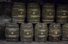 Cognac cask by Hennesy (- CEPhotography -) Tags: canon eos mark iii barrel 5d claus alcoholic cognac alkohol 70200 dunkel cas