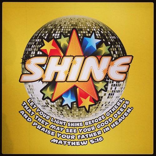 Shine Kids Camp! #expertees #tshirts #kidscamp #calvarychapel