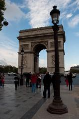Arc de Triomphe (luana lamas) Tags: paris france nikon arcdetriomphe d90 18108mm