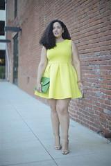 Citrone (GirlWithCurves) Tags: curvy curlyhair plussizefashion girlwithcurves plussizeblog taneshaawasthi curvyfashion