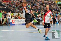"Tag des Handballs Team Buschi vs. Team Kretzsche 06.09.2014 008.jpg • <a style=""font-size:0.8em;"" href=""http://www.flickr.com/photos/64442770@N03/14982857710/"" target=""_blank"">View on Flickr</a>"