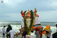 "Lord Ganesha Immersion Festival, Chennai • <a style=""font-size:0.8em;"" href=""http://www.flickr.com/photos/86056586@N00/14990920340/"" target=""_blank"">View on Flickr</a>"