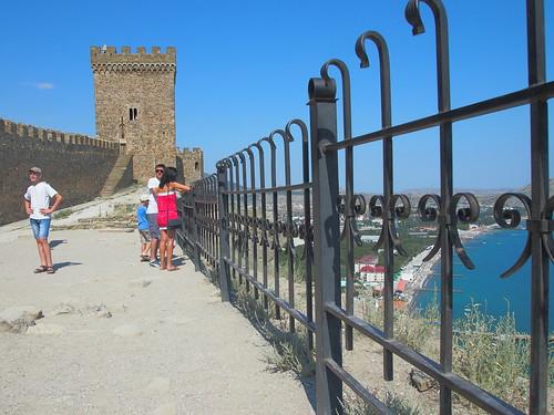 Sudak. Crimea 2013