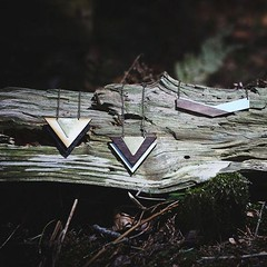 52433467-Superlativ (dawandainternational) Tags: wood geometric inca vintage denmark wooden mod triangle aztec pastel c mint tribal retro inka jewellery aarhus necklaces superlativ dawanda