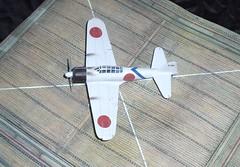 Mitsubishi A6M2 Zero (Sentinel28a1) Tags: zero mitsubishi a6m