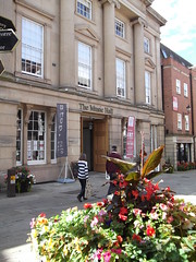 "Exterior of Shrewsbury Museum & Art Gallery • <a style=""font-size:0.8em;"" href=""http://www.flickr.com/photos/114658378@N03/15099689077/"" target=""_blank"">View on Flickr</a>"