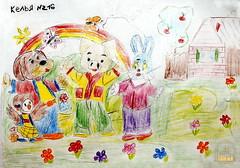 86. Галерея детских рисунков
