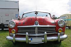 1949 Hudson Commodore 1001 (crusaderstgeorge) Tags: cars commodore hudson classiccars 1949 västerås americancars redcars powermeet americanclassiccars powerbigmeet 1949hudsoncommodore