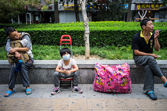 (unTed) Tags: china street leica city people colors 35mm sony beijing documentary summicron f2 asph a7 journalism