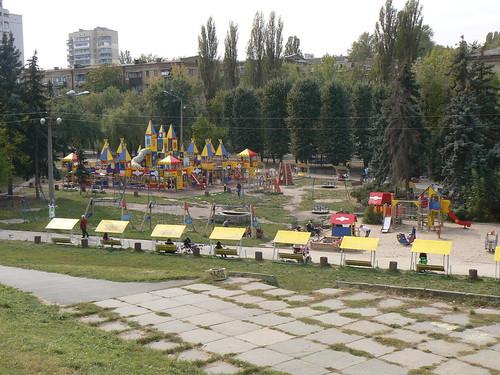 Детская площадка - Playground ©  denis_zamiatin
