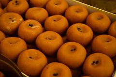 Shekhawati Peda (yashbabar) Tags: sweet tradition indore prasad puja mithai