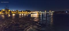 Le Rhone - Lock at night (jerry_lake) Tags: cruise france nightshot lock provence southfrance lerhone nikon2470mmf28 lightroom56