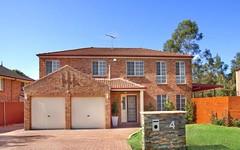4 Hardy Place, Casula NSW