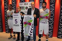Presentación camiseta Supercopa Endesa