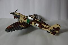 IMG_7265 (lbeence) Tags: 2 lego ii mk2 spitfire ww