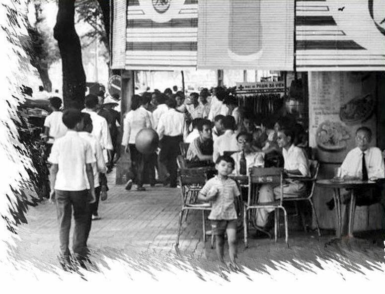 2Góc cà phê Sài Gòn xưa